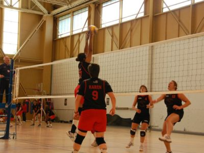 Army Volleyball 1